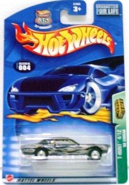 2003 - 68 Cougar - Hot Wheels - Treasure Hunts - #4 of 12