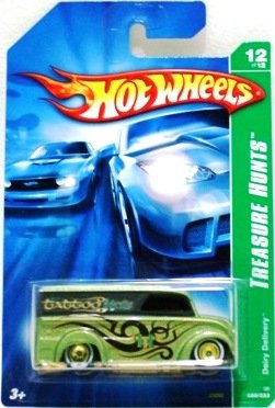 2006 - Dairy Delivery - Hot Wheels - Treasure Hunts - #12 of 12