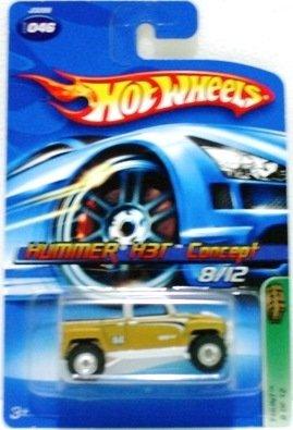 2006 - Hummer H3T Concept - Hot Wheels - Treasure Hunts - #8 of 12