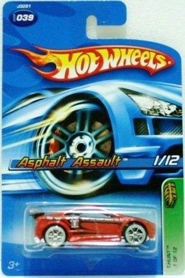 2006 - Asphalt Assault - Hot Wheels - Treasure Hunts -#1 of 12