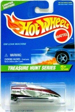 1997 - GE Lean Machine - Hot Wheels - Treasure Hunts - #5 of 12