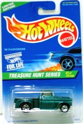 1997 - 56 Flashsider - Hot Wheels - Treasure Hunts - #1 of 12