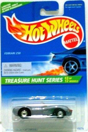 1996 - Ferrari 250 - Hot Wheels - Treasure Hunts - #3 of 12