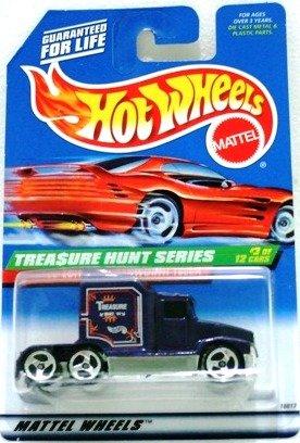 1998 - Kenworth T600A - Hot Wheels - Treasure Hunts - #3 of 12