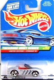 1998 - Stingray III - Hot Wheels - Treasure Hunts - #6 of 12