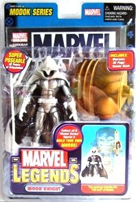 2006 - Moonknight (Variant) - Action Figures - Toy Biz - Marvel Legends