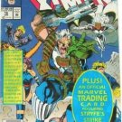 1992 - Marvel -  X-Men - X-Cutioner's Song -  Part 11 - Comic Books