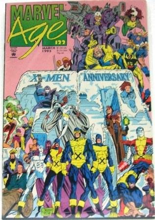 1993 - Marvel -  X-Men Anniversary 30 #122 - Comic Books