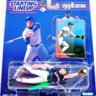 1998 - Nomar Garciaparra - Action Figures - Starting Lineups - Baseball - Red Sox