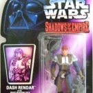 1996 - Dash Rendar - Action Figures - Star Wars - Shadows of the Empire