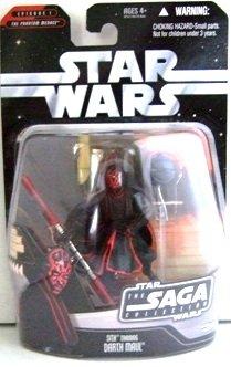 2007 - Darth Maul #053 - Action Figures - Star Wars - The Saga 2 Collection
