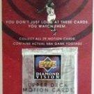 1997-98 Upper Deck Diamond Vision NBA Basketball Sports Card Pack