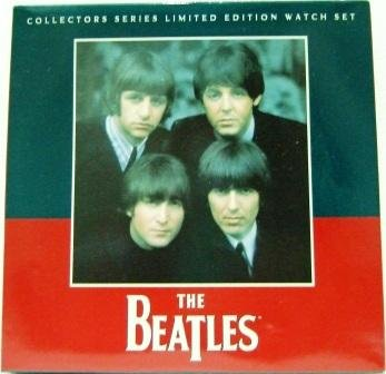The Beatles Collectors Watch and Key Chain Set