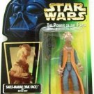 1997 - Saelt-Marae (Yak Face) - Star Wars - The Power of the Force - Green Card - Hologram
