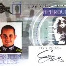 Casey Mears - 2007 - Press Pass - Stealth - Maximum Access