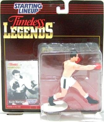 1995 - Rocky Marciano - Action Figures - Starting Lineups - Legends - Boxing