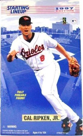 1997 - Cal Ripken Jr. - Action Figures - Starting Lineups - 12 inch - Baseball - Orioles