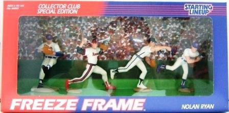 Nolan Ryan - Action Figures - Starting Lineups - Kenner Club - Baseball