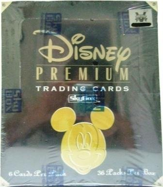1995 - Mickey Mouse Unlimited - SkyBox Disney Premium Non - Sporting Trading Cards