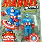 1993 - Captain America - Action Figures - Toy Biz - Marvel Super Heroes