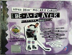 1994/95 - Upper Deck - Be - A - Player - Hockey Sports Cards