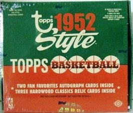 2006 - Topps - 1952 Style Basketball - Sports Cards