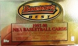 1997/98 - Bowman's Best - Premier Edition - NBA Basketball Cards