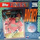 1996 - Topps - Finest - Hockey - Trading Cards