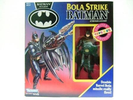 1991 - Batman - Action Figures - Batman Returns - Bola Strike