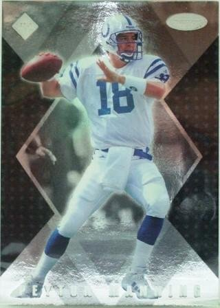 1998 - Peyton Manning - Collector's Edge - Supreme Masters - Rookie Card #4837