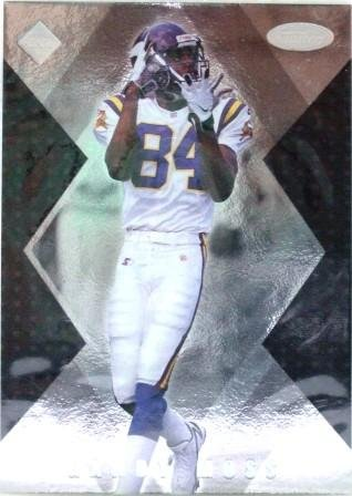 1998 - Randy Moss - Collector's Edge - Supreme Masters - Rookie Card #0093
