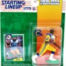 1994 - Jerome Bettis - Action Figures - Starting Lineups - Football - Rams
