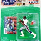 1997 - Curtis Martin - Action Figures - Starting Lineups - Football - Patriots - Rookie