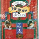 1993 - Upper Deck - All Time Heroes Of Baseball - T Series - Baseball - Sports Cards