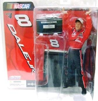 2004 - Dale Earnhardt Jr. - Sports Action Figure - McFarlane's - Racing