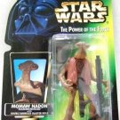 "1997 -  Momaw Nadon ""Hammerhead"" -  Action Figures - Star Wars - The Power of the Force - Green Card"