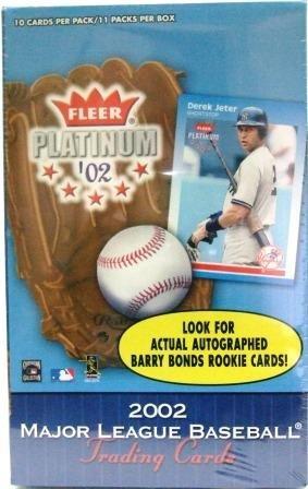 2002 - Fleer - Platinum - Major League Baseball - Sports Cards