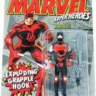 1994 - Daredevil - Action Figures - Toy Biz - Marvel Super Heroes - Exploding Grapple Hook