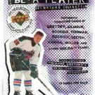 1994/95 - Upper Deck - Be - A - Player -  Hockey  - Sports Card - Packs