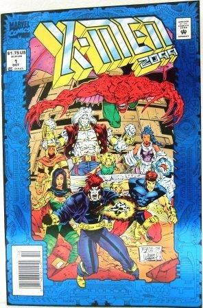 1993 - Marvel - X-Men 2099 - Vol. 1, No. 1 Oct. - Comic Books