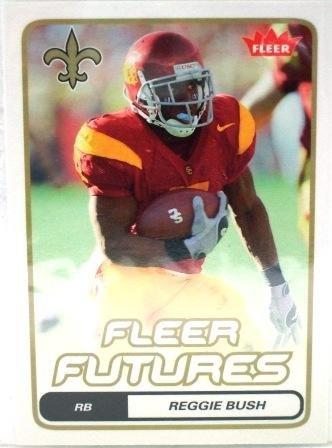 2006 - Reggie Bush - Fleer - Rookie Card #183