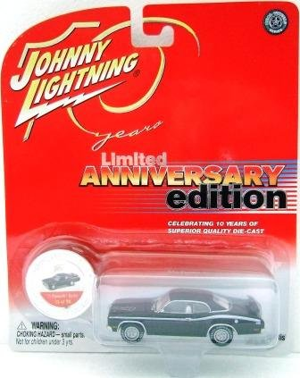 2004 - '71 Plymouth Duster - Johnny Lightning - 10th Anniversary Edition - Die-cast Metal Cars