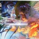 1994 - Marvel Comics - Fleer Ultra - X-Men - Iceman - Sabretooth - #7 of 9