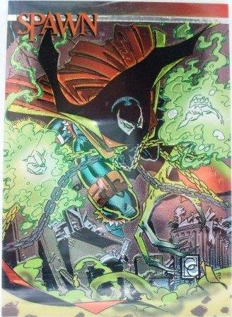 1993 - Image - Spawn - Wizard - Series III - Card #2