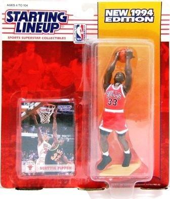 1994 - Scottie Pippen - Action Figures - Starting Lineups - Basketball - Bulls