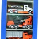 1996 - Mattel - Hot Wheels - 5 Car Gift Pack - Road Repair