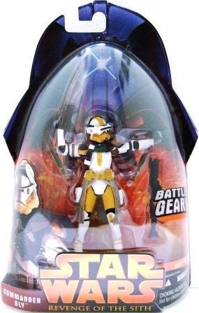 2006 - Commander Bly  #57 - Battle Gear - Star Wars - Episode III - Revenge of the Sith