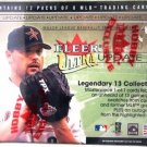 2004 - Fleer - Ultra - Update - Baseball - Hobby - Exclusive - Box