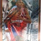 1996/97 - Allen Iverson - Topps - Finest - Apprentices - Bronze - Rookie Card - #69