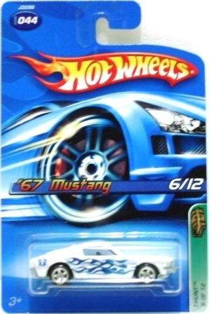 2006 - '67 Mustang - Mattel - Hot Wheels - Treasure Hunts - #6 of 12